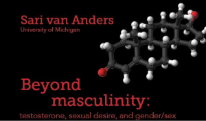 PUBLIC LECTURE: Beyond Masculinity: Testosterone, Sexual Desire, and Gender/Sex