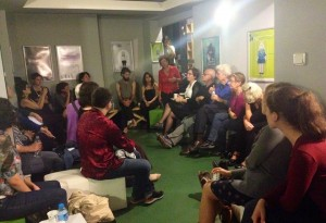 """DAY THREE REPORT: """"Women Mobilizing Memory"""" Workshop in Istanbul, Turkey"""