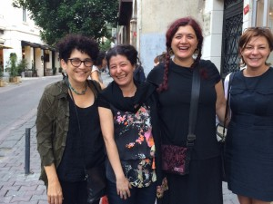 "DAY ONE REPORT: ""Women Mobilizing Memory"" Workshop in Istanbul, Turkey"