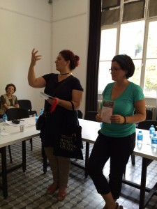 "DAY TWO REPORT: ""Women Mobilizing Memory"" Workshop in Istanbul, Turkey"