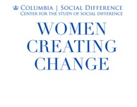 CALL FOR PROJECTS: Women Creating Change