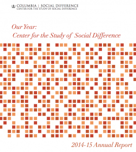 CSSD Releases 2014-15 Annual Report