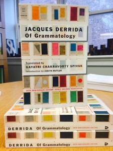 "Gayatri Chakravorty Spivak Translates New Edition of Derrida's ""Of Grammatology"""