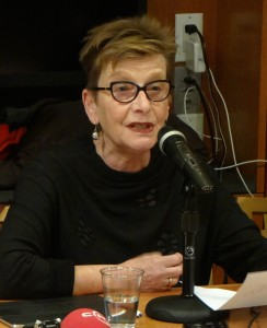 "Marianne Hirsch on ""Democracy Now"" Defends Turkish Academics"