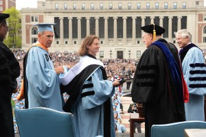 CSSD Fellow Susan Meiselas Receives Honorary Doctorate from Columbia