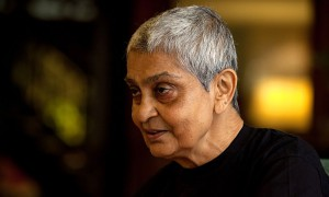 Gayatri Spivak Discusses Violence and the Marginalized in New York Times Interview