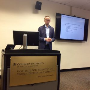 """The Economics of Precision Medicine and Disparities in Health,"" a talk by Dr. Kristopher Hult"
