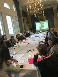 First Women Creating Change Leadership Council Meeting of the 2018 – 2019 Academic Year