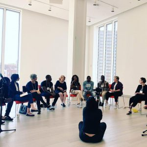 The Pedagogy of Dignity: Prison Education, Part 2 Event Recap